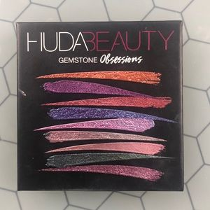 Huda Beauty Gemstone obsessions